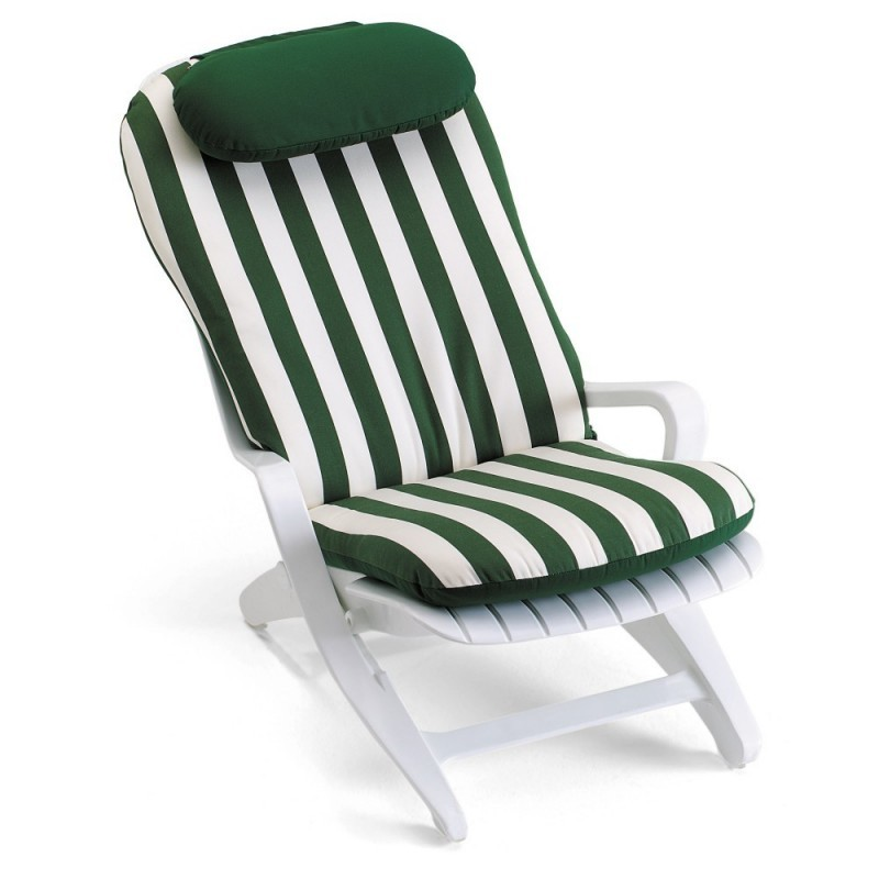Estanza Chair Cushion Stripes