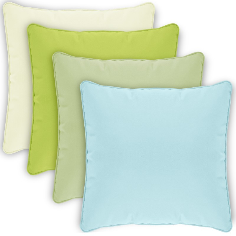 Square Outdoor Pillow 15x15 Solids alternative photo #2