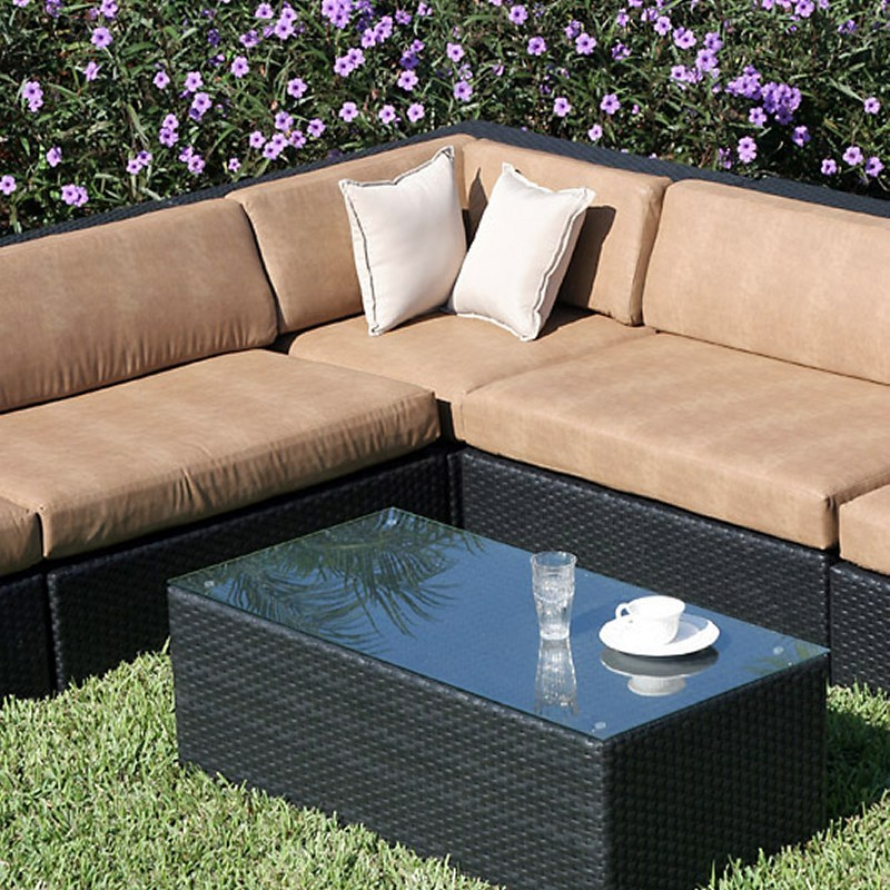 OUTDOOR FURNITURE COVERS FOR SECTIONALS