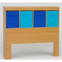 4D Concepts Beech Boys Headboard 4DC-12301