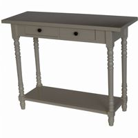 4D Concepts Simplicity Entry Table - Buttermilk 4DC-570479