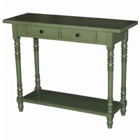 4D Concepts Simplicity Entry Table - Green 4DC-570379