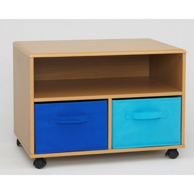 4D Concepts Beech Boys TV Cart 4DC-12310