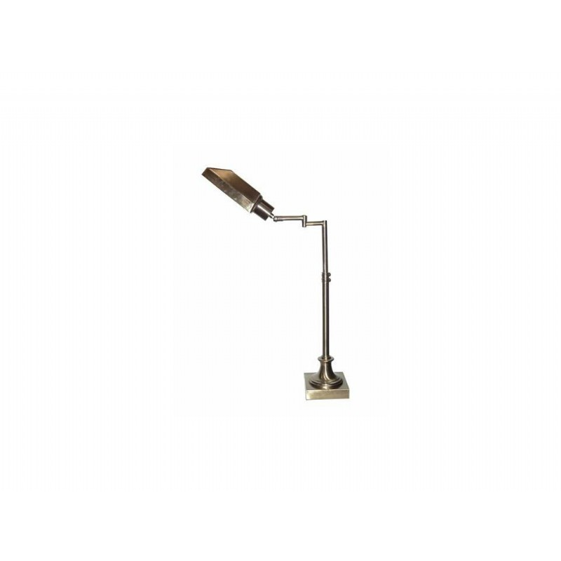 4D Concepts Antique Brass Victoria Swing Arm Task Lamp