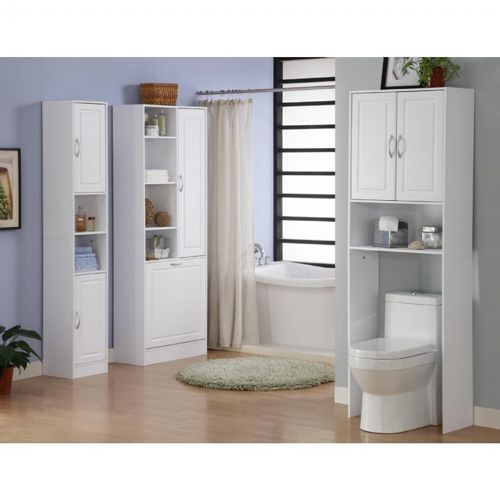 4D Concepts White Double Door Spacesaver 4DC-76421