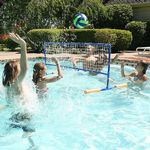 Floating Water Volleyball Game