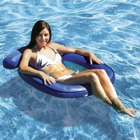 Coastal Breeze Inflatable Mesh Chair PM70761