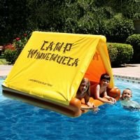 Floating Inflatable Pool Camp Tent PM86152