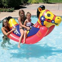 Inflatables, pool toys, inflatable pool floats