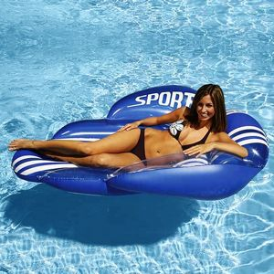 Sport Lounge Inflatable Pool Float PM83330