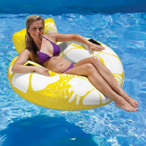 Daydreamer Lounge Tube PM85649-YELLOW