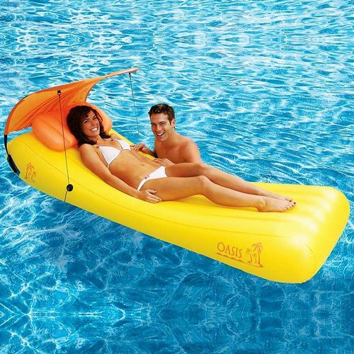 Oasis Connectable Pool Float with Shade PM83668