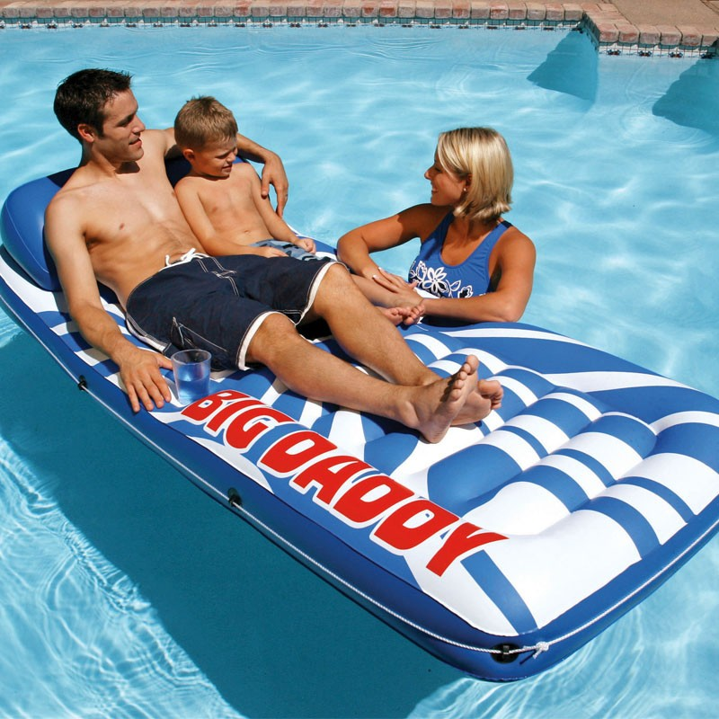 Oversized Big Daddy Pool Float