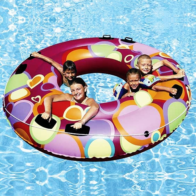 Giant Fun Inner Tube Float