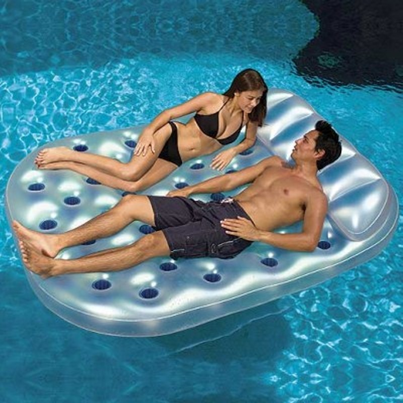 Inflatable Pool Fun