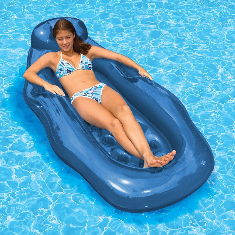 Riviera Wet-Dry Inflatable Sunlounge