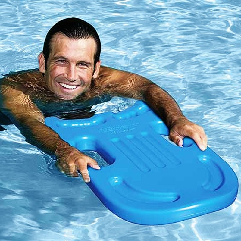 Water Workout: Water Workout Kickboard