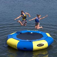 Aqua Jump Eclipse120 Water Trampoline with 12 feet Diameter RS00120