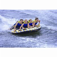 Mass Frantic 4 Person Towable Tube RS02408