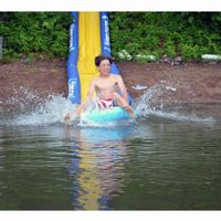 Turbo Chute Water Slide Lake Package RS02472