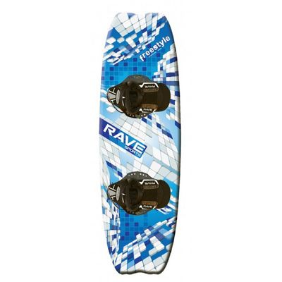 FreeStyle Wakeboard with Striker Boots RS02392