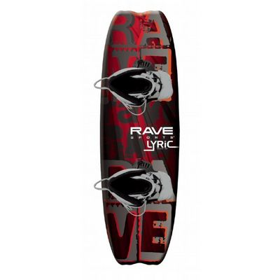 Lyric Wakeboard with Advantage Boots RS02395