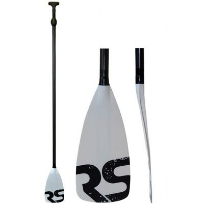Tempo Adjustable SUP Paddle - White RS20861
