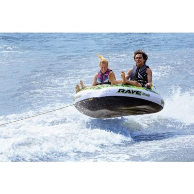 Warrior 2 Two Rider Towable Tube RS02462