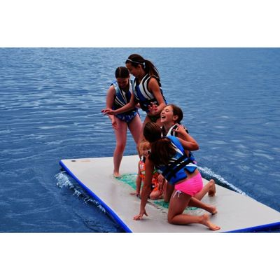 Whoosh 10 ft. Inflatable Water Mat RS02510