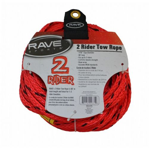 2 Rider 1 Section Tow Rope RS02331