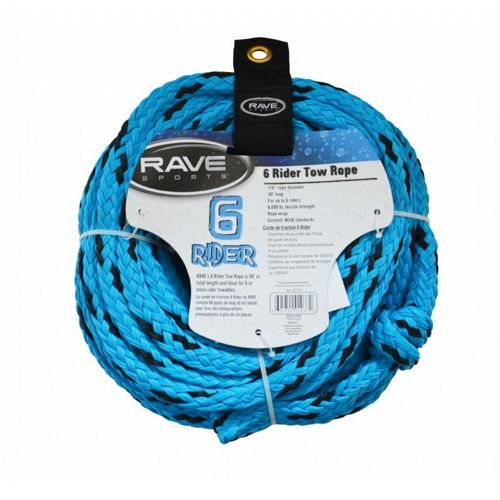 6 Rider 1 Section Tow Rope RS01037