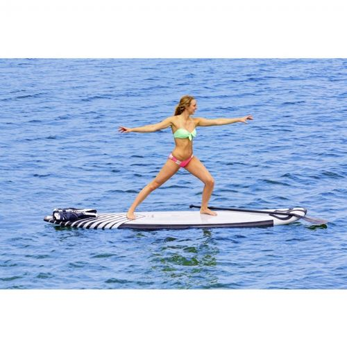 Chevron 11 Ft. Soft Top Stand Up Paddle Board SUP RS02447