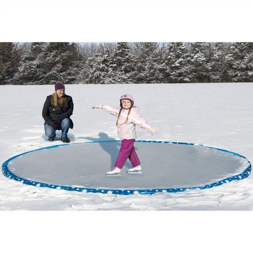Inflatable Oval Ice Rink 12 feet RS02503