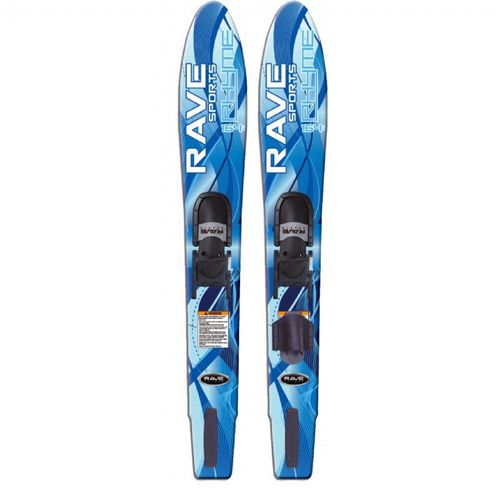 Rhyme Adult Combo Water Skis RS02398