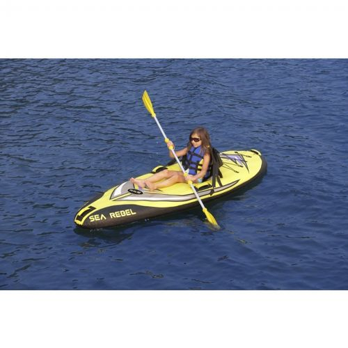 Sea Rebel Inflatable Kayak RS02365