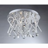 Ribbon Drops Crystal Chandelier RL1026A