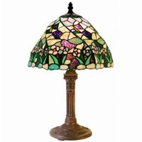 Tiffany-style Lake Table Lamp 1953-MB46