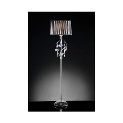 Minerva Crystal Floor Lamp FL7229