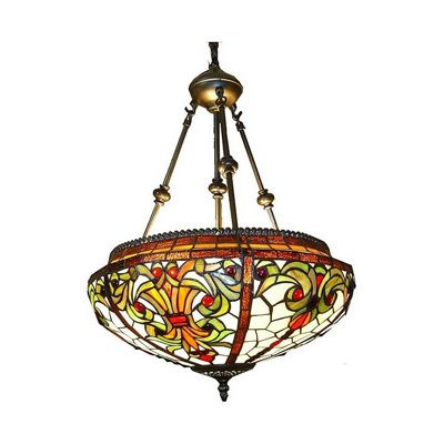 Tiffany-style Classic Hanging Lamp WHT015