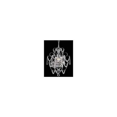 Veronica Crystal Chandelier RL4025
