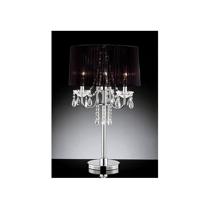 Celena Crystal Table Lamp