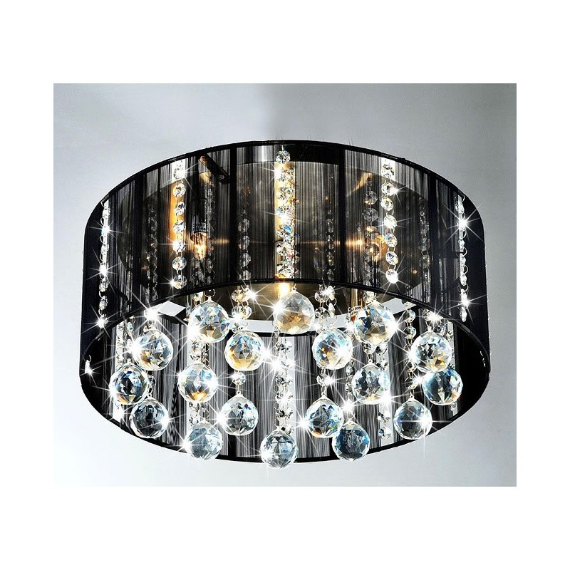 Most Popular in Michigan: Lighting: Modern Chandeliers: Jasmine Crystal Chandelier