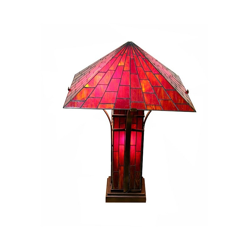 Tiffany Style Simple Floor Lamp