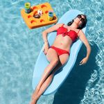 Sol Luxury Pool Float SS80500