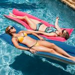 Fab Foam Luxury Fabric Pool Float
