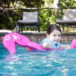 Flipper Dipper Seahorse Child Pool Float