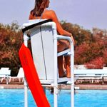 Poolside Rescue Tube Large SS20710
