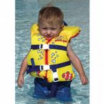 Super Soft USCG Approved Toddler Life Vest