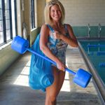 Water Fitness Swim Bar