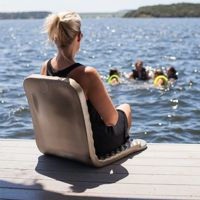 Folding Poolside Chair SS63870
